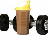 Спортивный восстанавливающий коктейль из какао бобов