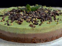 Авокадо торт