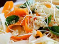 Китайский салат с проростками