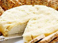 Веганский мягкий сыр