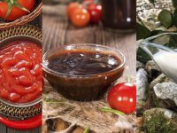 Три лучших рецепта сосуса для вегетарианца