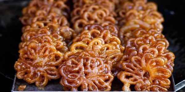 Джалеби — индийская сладость
