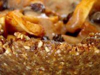 Карамельный Яблочный Пирог